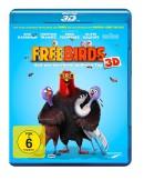 Amazon.de: Free Birds – Esst uns an einem anderen Tag (inkl. 2D-Version) [3D Blu-ray] für 9,63€ + VSK