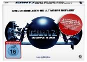 Amazon.de: Gantz – die komplette Saga Mediabook [Blu-ray] für 9,97€ + VSK
