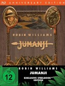Amazon.de: Jumanji – Steelbook [Blu-ray] Limited Edition für 12,97€ + VSK & Wilde Hunde – Rabid Dogs Mediabook für 32,97€