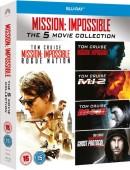 Zavvi.com / Zavvi.de: Flash Deals 48 Stunden mit u.a. Mission Impossible Box Set für 22,55€
