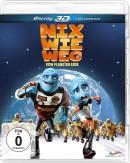 Amazon.de: Nix wie weg – vom Planeten Erde (inkl. 2D-Version) [3D Blu-ray] für 6,97€