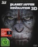 Amazon.de: Planet der Affen – Revolution [3D Blu-ray] [Collector's Edition] für 14,99€ + VSK