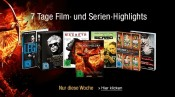 Amazon.de: 7 Tage Film- und Serien-Highlights (bis 25.09.2016)