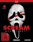 Amazon.de: Scream 1-4 – Quadrilogy – Steelbook [Blu-ray] für 14,99€ + VSK