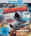 Amazon.de: Sharknado – Shark Storm (Real 3D) [Blu-ray] für 4,62€ + VSK
