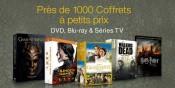 Amazon.fr: Filmboxen, TV-Serien und Spielfilme auf Blu-ray und DVD um 60% reduziert!!! (z.B. Alfred Hitchcock – Limited Collection [Blu-ray] wurde gerade auf 31,49€)