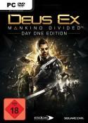 MediaMarkt.de: Deus Ex – Mankind Divided (Day One Edition inkl. Steelbook) [PC] für 27€ + VSK