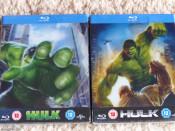 [Fotos] HULK + The Incredible Hulk – Zavvi Lenticular Steelbooks