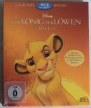 CeDe.de: Der König der Löwen Teil 1 – 3 (Collector's Edition, Digibook, 3 Blu-rays) für 25,49€ inkl. VSK