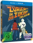 Media-Dealer.de: Herbst-Angebote, z.B. Zurück in die Zukunft Trilogie (Steelbook) [Blu-ray] für 19,90€ + VSK