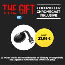 Wuaki.tv: Google Chromecast + The Gift (Stream) für 23,99€ inkl. VSK