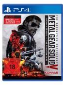 Notebook.de: Metal Gear Solid 5 Definitive Edition (PS4) für 24,90€ inkl. VSK