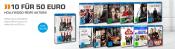 Saturn.de: Aktion 10 Blu-ray Filme für 50€ (aktuell auch einzeln für 5€ inkl. VSK)