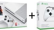 Saturn.de: Xbox One S 500 GB inkl. Battlefield 1 und 2 Controller für 299€ inkl. Versand
