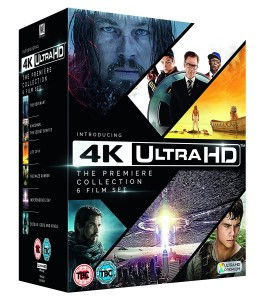 4K Ultra HD - The Premiere Collection [Blu-ray]