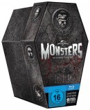Media-Dealer.de: Universal Monsters Collection Sarg [Blu-ray] für 25,90€ + VSK