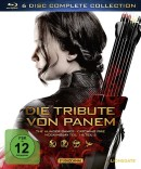 Amazon.de: Die Tribute von Panem – Complete Collection [Blu-ray] für 20,99€ + VSK uvm.