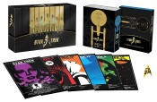 Amazon.it: Star Trek Collection 50° Anniversario (30 Blu-ray) für 63,75€ inkl. VSK
