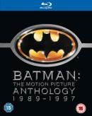 Zavvi.de: Batman Legacy Box Set [Blu-ray] für 10,52€ inkl. VSK