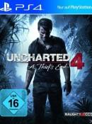 Amazon.de: Uncharted 4 – A Thief's End [PS4] 19€ + VSK