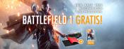 Asus-insider.de: Battlefield 1 [PC] Key gratis – beim Kauf von 2 ausgewählten Asus-Produkten