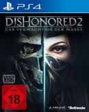 PSN Store: Weihnachtsangebot Dishonored 2 [PS4] für 34,99€