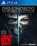 MediaMarkt.de: Dishonored 2 – Das Vermächtnis der Maske (Exklusives Metal Plate Pack) (PC) für 15€ + VSK