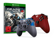 Gamestop.de: Gears of War + Controller [Xbox One] für 69,99€ + VSK