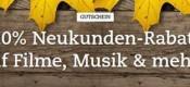 Thalia.de: 20% Neukundenrabatt