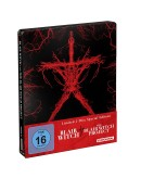 [Vorbestellung] Blair Witch (2016) + The Blair Witch Project Steelbook für 21,99€ + VSK