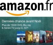 Amazon.fr: Letzte Schnäppchen vor Weihnachten (Filme um bis zu 50% reduziert!)