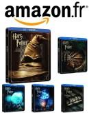 Amazon.fr: Tagesangebot – Harry Potter 1-8 (Steelbook) [Blu-ray] für 99,99€ + VSK