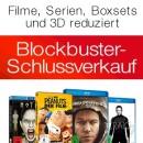 Amazon.de: Blockbuster-Schlussverkauf & 3 Blu-rays für 18 EUR (Koch Media)