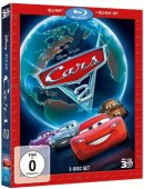 Amazon.de: Cars 2 (+ 2 BRs) [3D Blu-ray] für 12,95€ + VSK