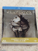 [Fotos] Gladiator Steelbook (Amazon.it Exklusiv!)