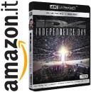 Amazon.it: Independence Day – 20th Anniversary Edition 4K [4K UHD + Blu-ray + Bonus Blu-ray] für 10€ + VSK