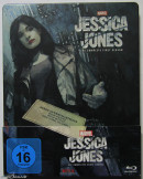 Amazon.de: Marvel's Jessica Jones – Die komplette erste Staffel / Steelbook [Blu-ray] [Limited Edition] für 30,62€ inkl. VSK