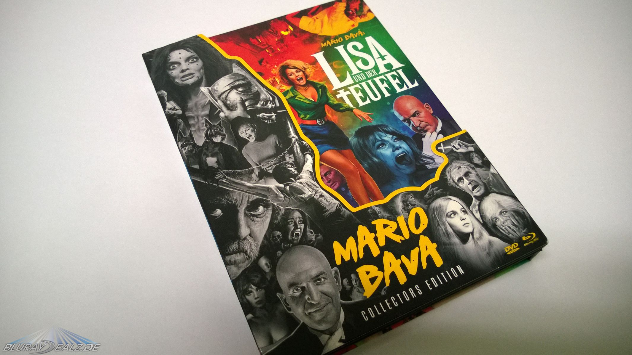 Fotos] Lisa und der Teufel – Mario Bava-Collection #2 (Collector\'s ...
