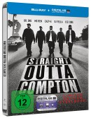 Media-Dealer.de: Straight Outta Compton – Limited Steelbook [Blu-ray] [Limited Edition] für 7,99€ + VSK