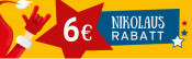 Medimops.de: 6€ Nikolausrabatt gültig bis 06.12.2016