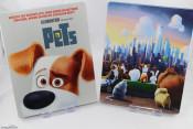 [Review] Pets 3D Steelbook (Mediamarkt – Exklusiv)