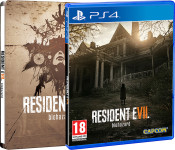 [Vorbestellung] Gameware.at: Resident Evil 7 [PS4/One] ab 49,99€ (+ Steelbook 9,99€) inkl. VSK