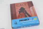 Saturn.de: Weekend Deals u.a. Salt (Popart Steel-Edition Deluxe) – (Blu-ray) für 5,99€ inkl. VSK