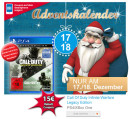 Müller Adventskalender Tag 17 und 18: 15€ Rabatt Code für Call of Duty – Infinite Warfare – Legacy Edition [PS4 & ONE]