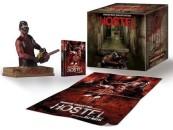 [Vorbestellung] Amazon.de: Hostel (Limited Bust Special Edition inkl. Mediabook + Figurine + Poster) (exklusiv bei Amazon.de) [Blu-ray] für 109,99€
