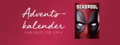 iTunes & Amazon: Deadpool inkl. Extras für 3,99€ zum Kauf