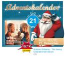 Müller Adventskalender Tag 21: Robbie Williams The Heavy Entertainment Show (CD) für 10€
