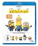 Thalia.de: Adventskalender – Minions [Blu-ray] für 6,99€ – 15%  (5,94€)
