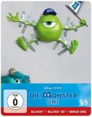 Thalia.de: Adventskalender Tag 21: Die Monster Uni – Steelbook (+ 2 BRs) [3D Blu-ray] für 12,74€ + VSK