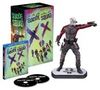 Amazon.co.uk: Suicide Squad – Deadshot Statue Edition (Blu-ray 3D) für 89,06€ inkl. VSK (OHNE dt. Ton)